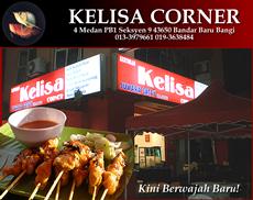 Jom Lepak @ Kelisa Corner