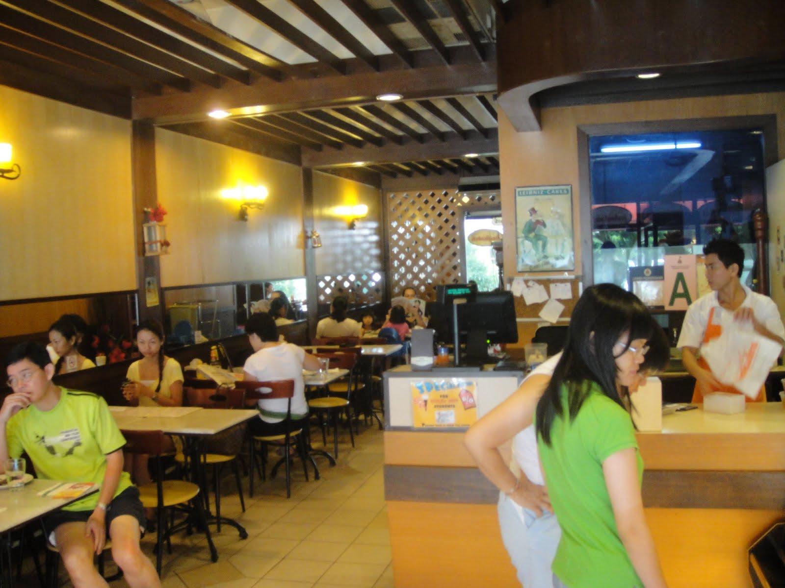 Ben In Brisbane Backofen, Desa Sri Hartamas ~ Backofen Bakery