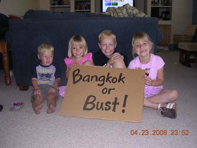 Bangkok or Bust