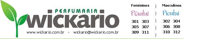 :: Wickario Perfumaria ::