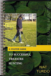 Treasure Hunting Expert Nat Turdo's Book is Now Available!