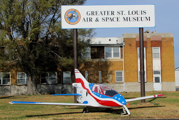 Support the Greater St. Louis Air & Space Museum - Click Photo Below