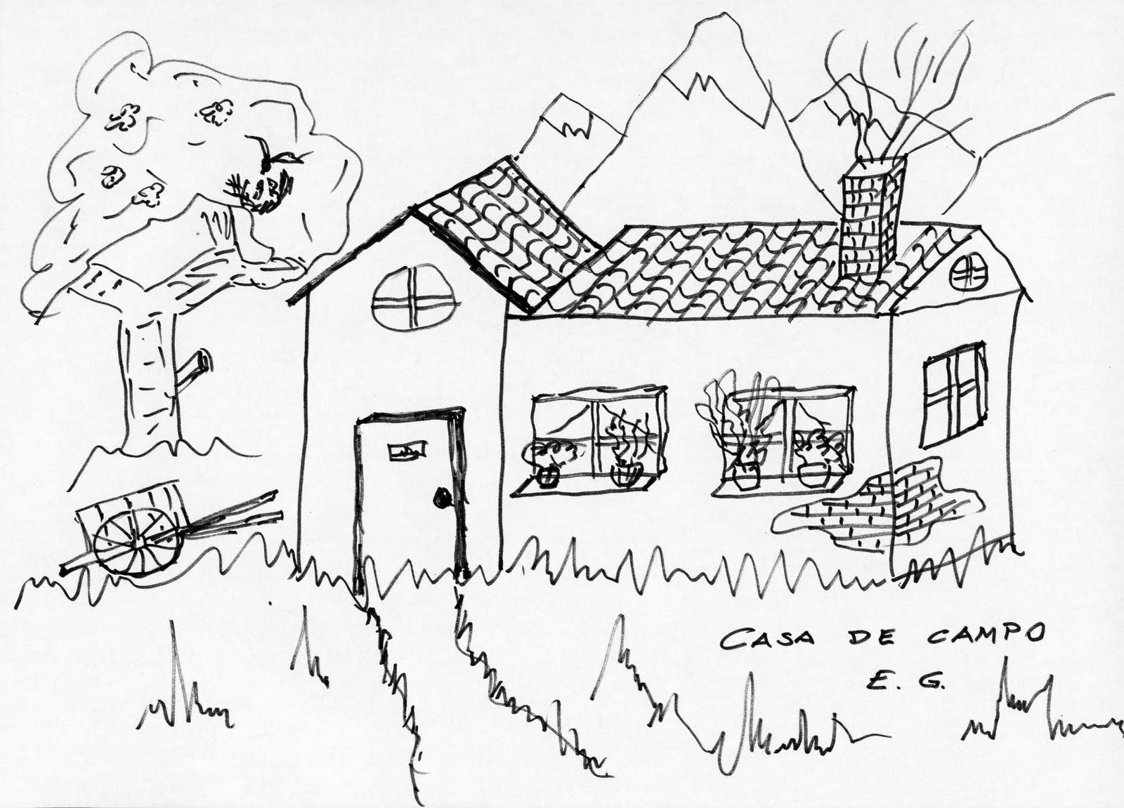 Exposici n monogr fica unjubilado - Fotos de casas para dibujar ...
