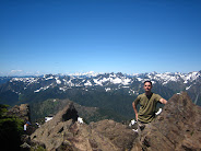 Atop Mount Ellinor