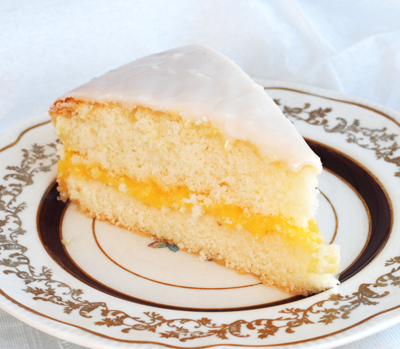 Lemon Cake Passion For Baking