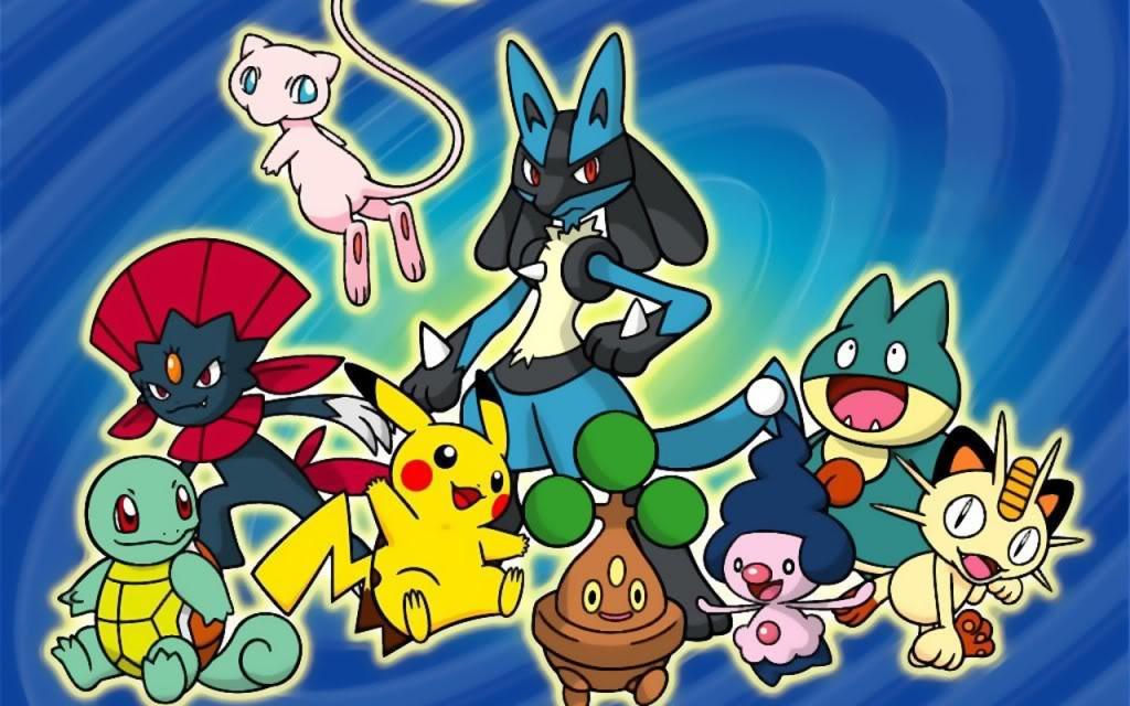 Gambar Pokemon