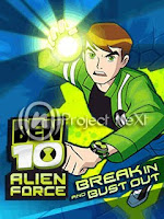 Get free and download now Ben10 Alien Force Break In and Bust Out on