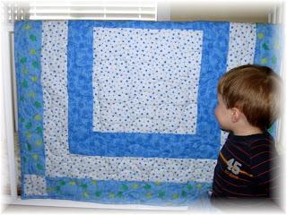Quilt Taffy: Speedy Baby Free Pattern : quilt taffy - Adamdwight.com