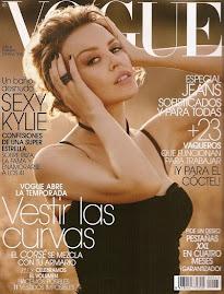 Vogue Espanha Mar 2010- Kylie Minogue