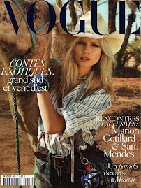 Vogue Paris Abr 2010- Natasha Poli
