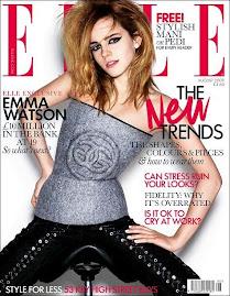 Elle Britânica Agosto 2009-Emma Watson
