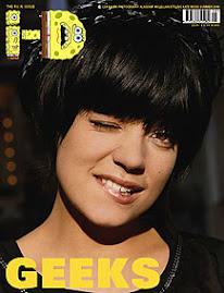i-D Agosto 2009-Lily Allen