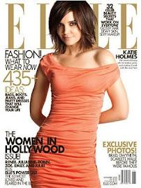 Elle Americana Nov 2009-Kate Holmes
