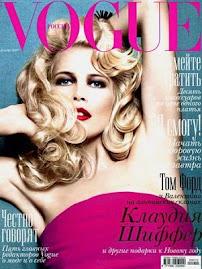 Vogue Russia Dez 2009-Claudia Claudia Schiffer