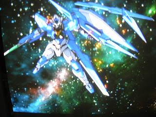 Gundam 00 Movie Gundam - Gundam 00 Quanta