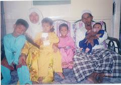 Bersama keluarga 2006
