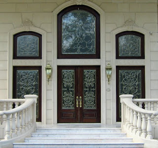 Kaja Loves Design Element Front Doors