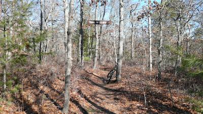 Trail of Tears Trailhead