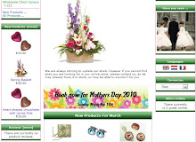 MacsFlowers Web shop