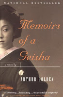 memoirs of a geisha by arthur golden review