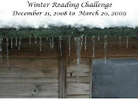 2009 winter reading challenge
