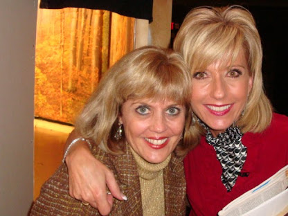 Kim Safina with Beth Moore