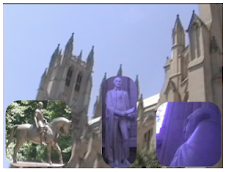 Washington Cathedral collage