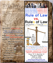 Rule of Law vs. Rules of Law