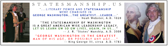 StatesManship - Learning from the Past,  Working for our Children.
