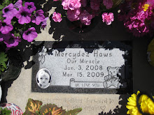 My Sweet Mercydez'es Resting Place