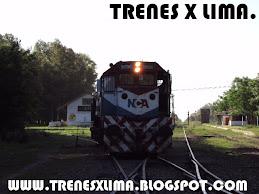 Blog Colega: Trenes x Lima