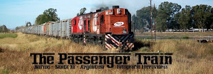Blog Colega : The Passenger Train