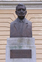 Hermann Oberth - Bust, Sibiu
