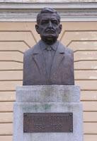 Hermann Oberth - Bust, Sibiu