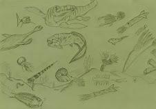 Mis dibujos - Mares primitivos