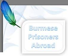 BURMESE PRISONERS ABROAD