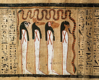 a background into the egyptian myths and cults A husband-wife-son trio of egyptian gods that became 'hellenized' and worshiped widely through the roman empire and in the first century ad (at the time of the writing of the biblical gospels) they (especially isis) were perhaps the leading mystery cult in that pagan world.