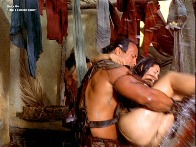 Kelly+Hu+naked+sex+scene+topless+GutterUncensored.com+24f 8 Kelly Hu Topless and Exposed Crotch in The Scorpion King
