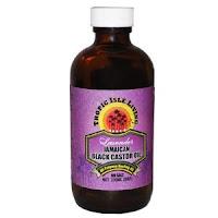 huile de castor jamaïquaine