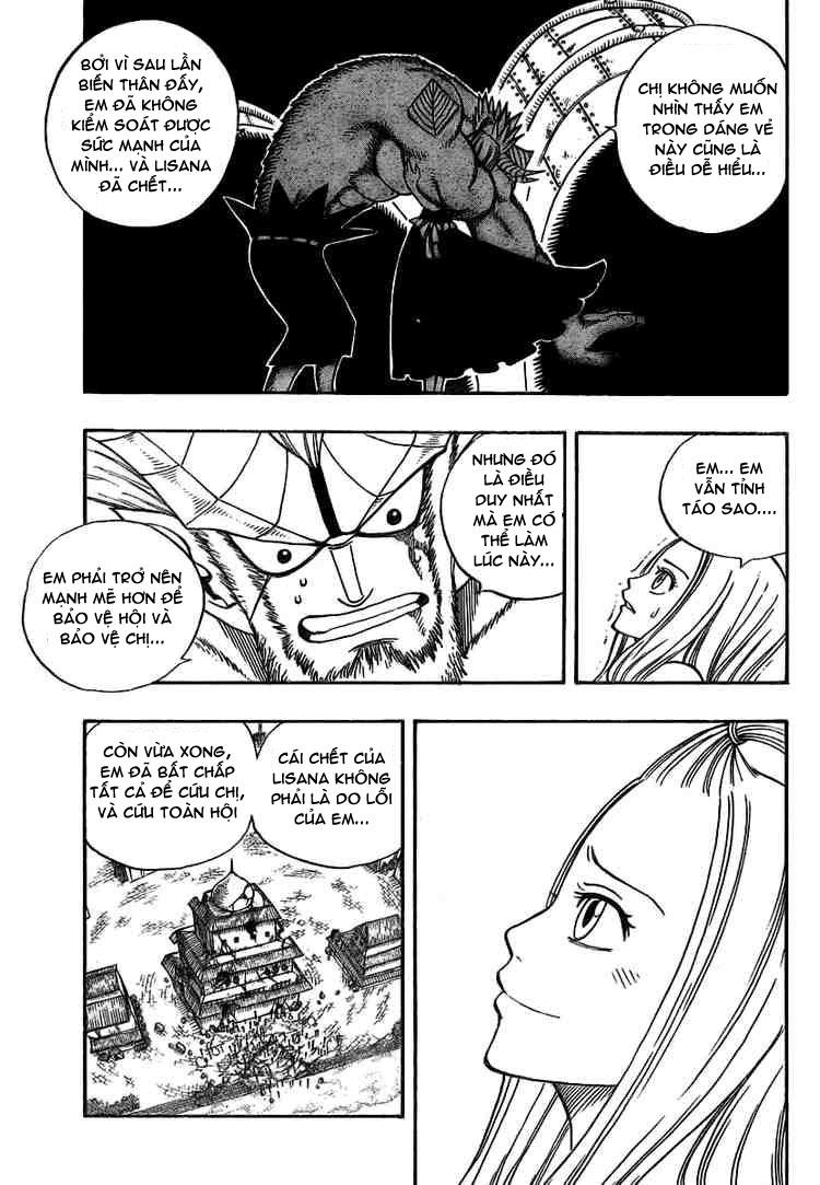 Fairy Tail chap 56 page 5 - IZTruyenTranh.com
