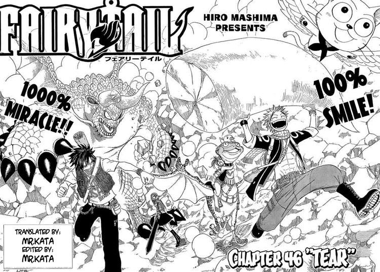 TruyenHay.Com - Ảnh 2 - Fairy Tail Chap 46