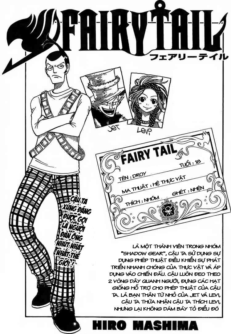 Fairy Tail chap 44 page 1 - IZTruyenTranh.com