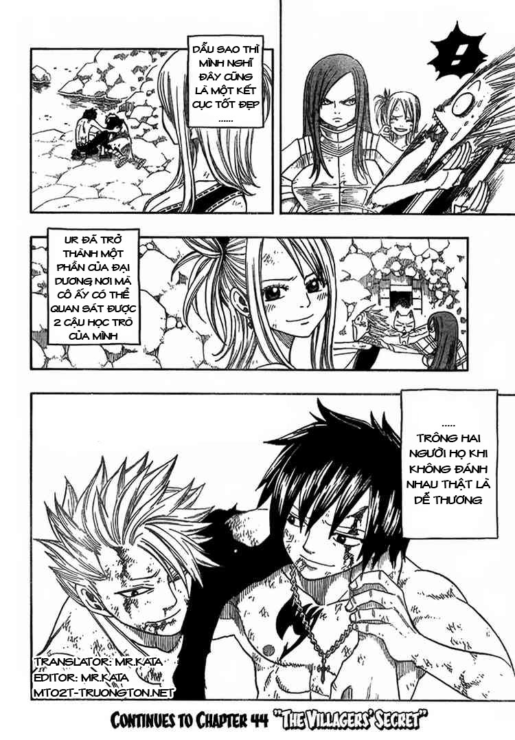 Fairy Tail chap 43 page 19 - IZTruyenTranh.com