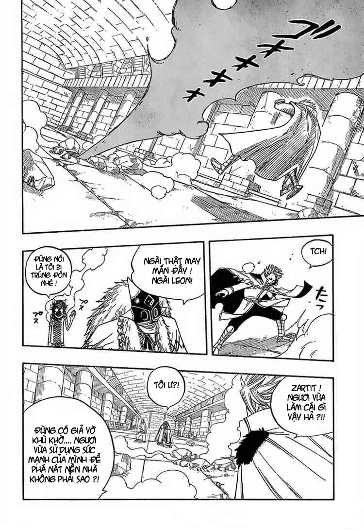 TruyenHay.Com - Ảnh 10 - Fairy Tail Chap 36