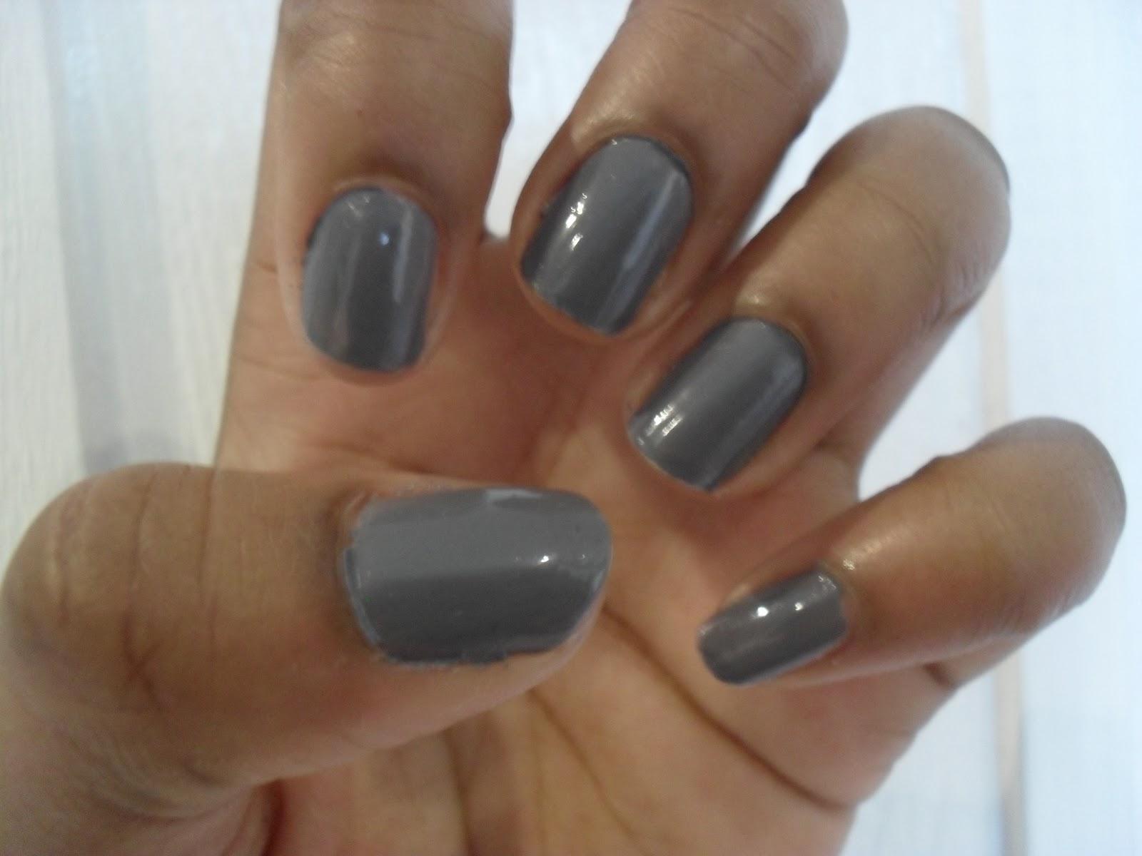 Beauty UK Slate Nail Polish | The Student's Guide To Nail Polish