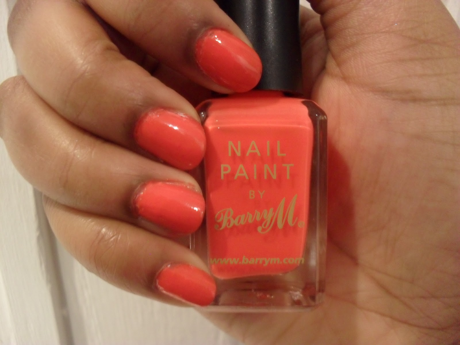 Barry M Nail Paint in \