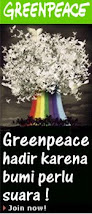 Join Greenpeace Indonesia!