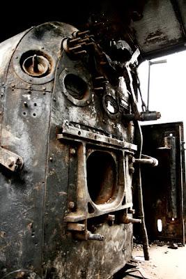 Old Iron Horse - Steam Loco