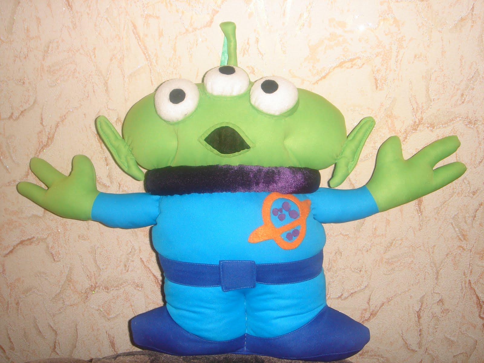 Поделки инопланетянина своими руками