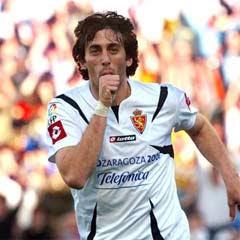 Diego Milito Celebrate Goal